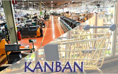 Kanban, dos Supermercados para os Sistemas Produtivos!