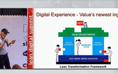 Engevolve no Lean Digital Summit 2019